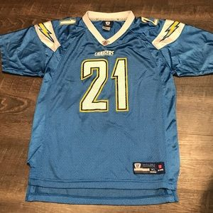 Reebok NFL Charger Jersey Tomlinson #21